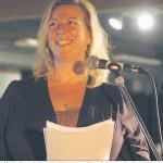 Gerdy van der Stap in Delftse krant